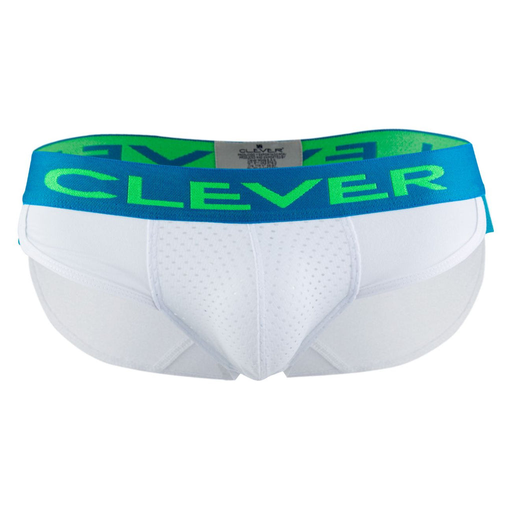 Clever 5360 Pleasure Briefs Color White