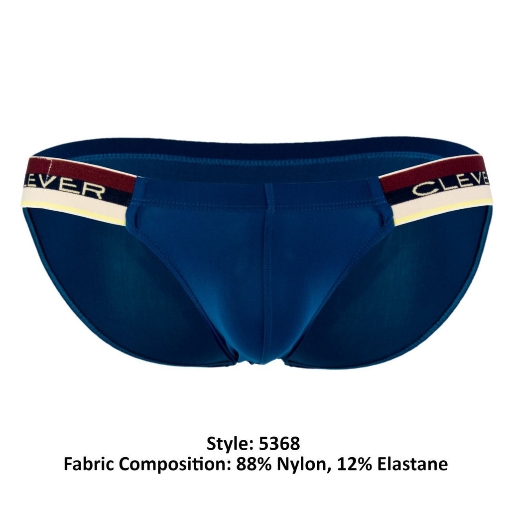 Clever 5368 Cambodian Briefs Color Blue