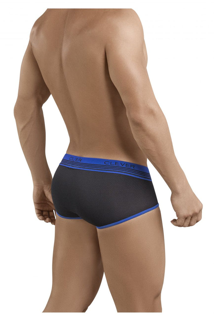 Clever 5398 Lovely Piping Briefs Color Black