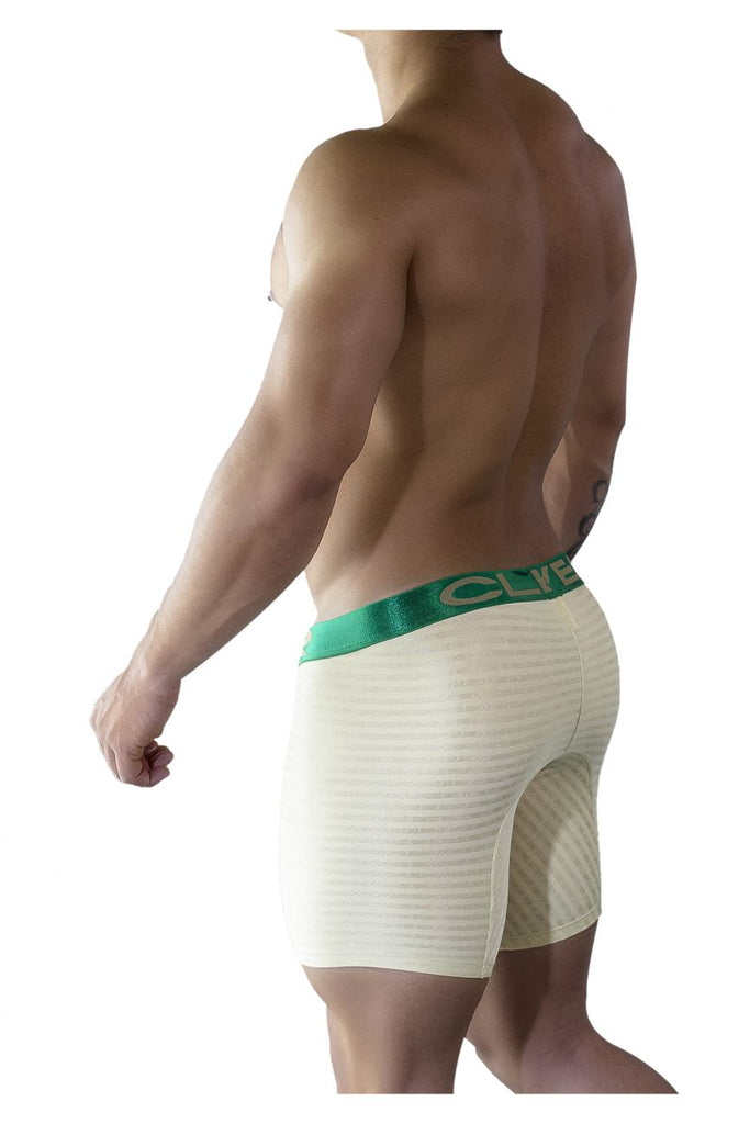 Clever 9099 Limited Edition Long Boxer Briefs Color Gold-07
