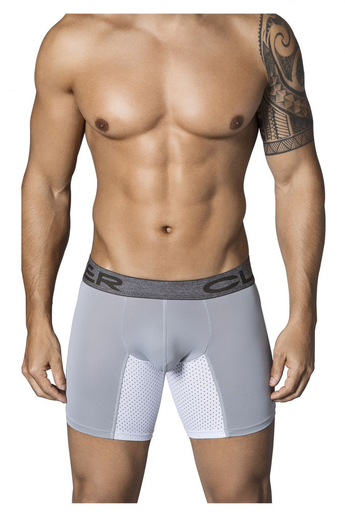 Clever 9157 Wild Street Boxer Briefs Color Gray