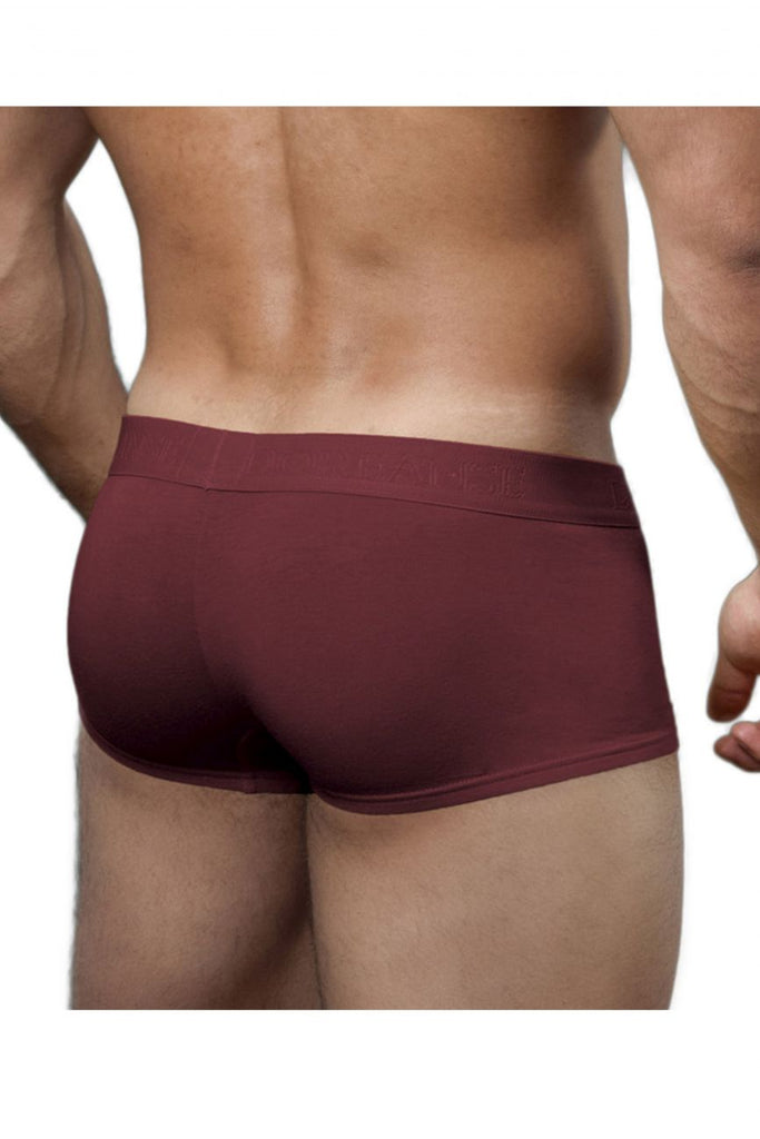 Doreanse 1760-BRD Low-rise Trunk Color Bordeaux