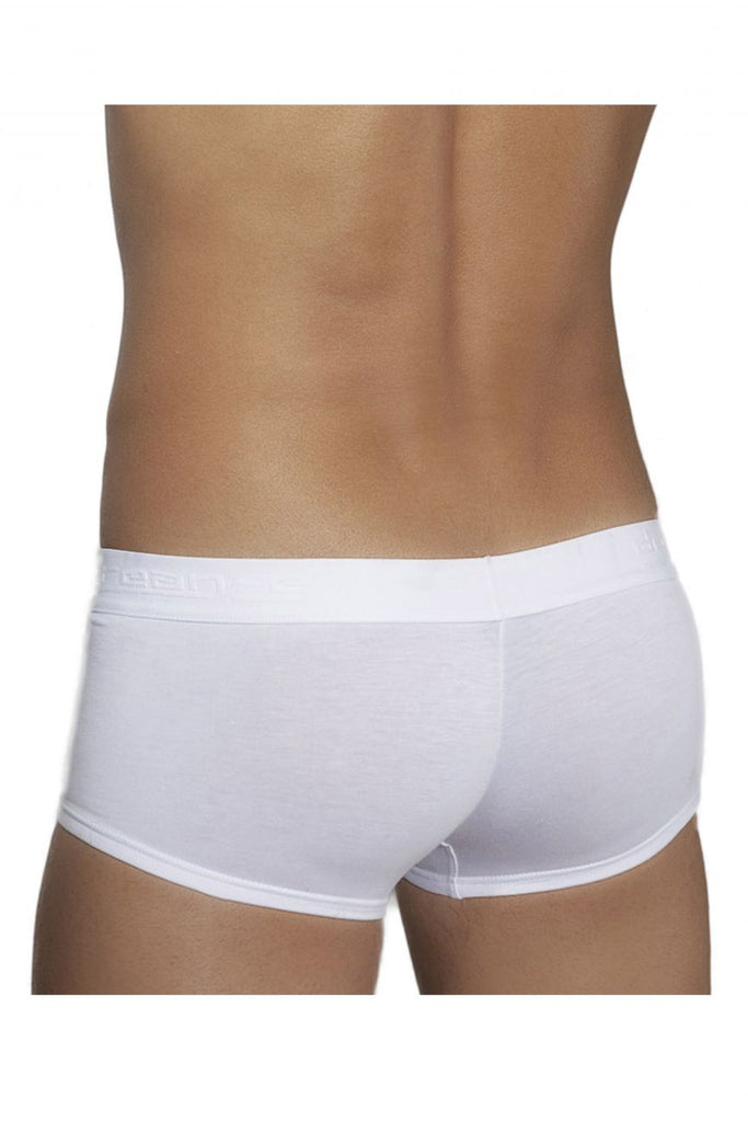 Doreanse 1760-WHT Low-rise Trunk Color White