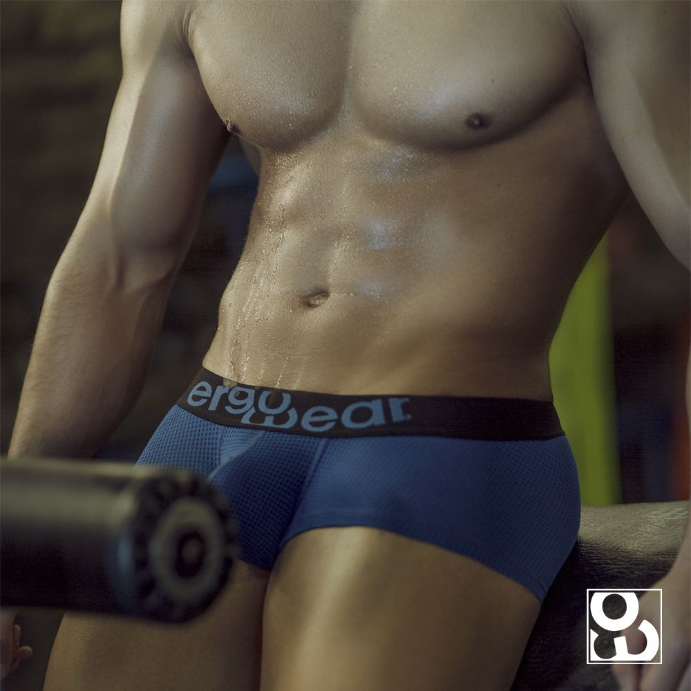 ErgoWear EW0746 MAX Mesh Boxer Briefs Color Cooling