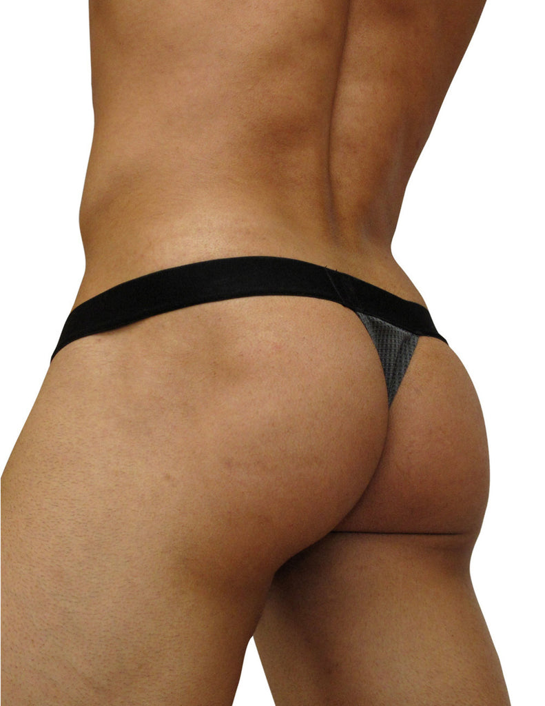 ErgoWear EW0137 MAX Mesh Thong Color Gray