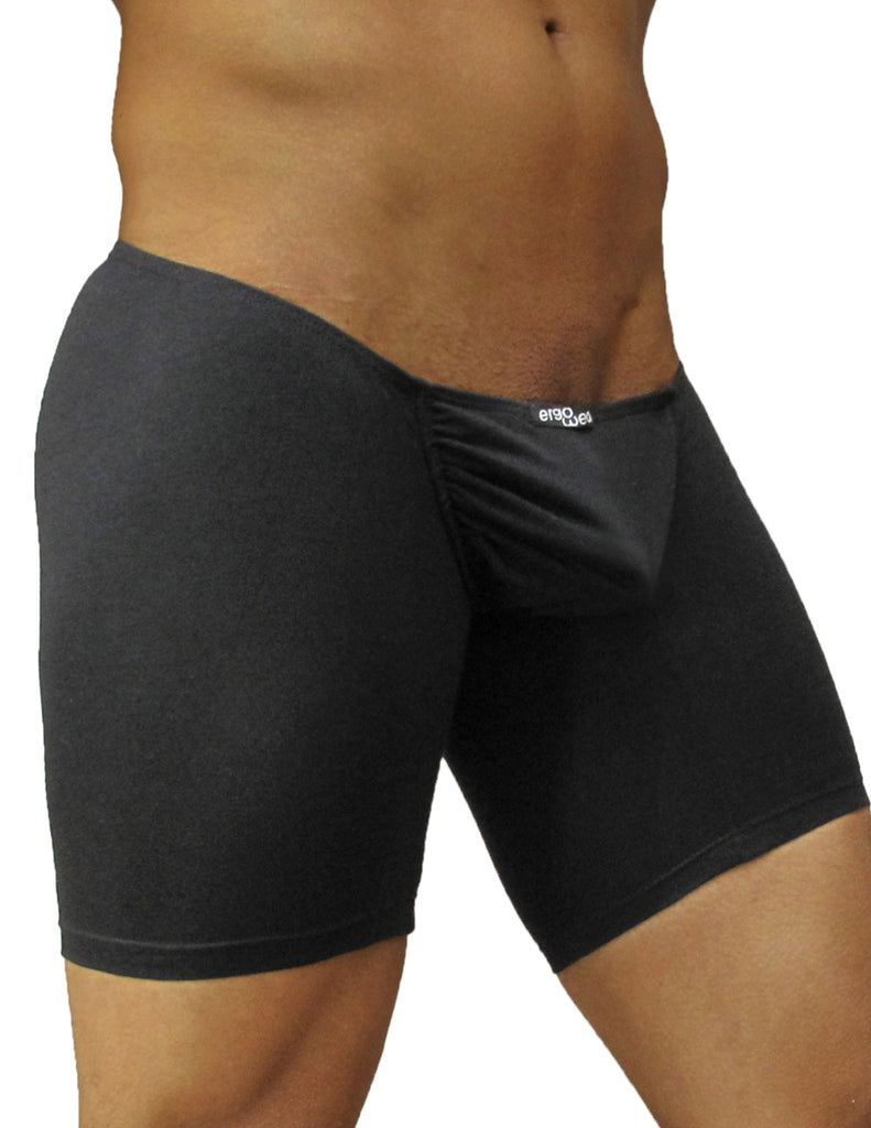ErgoWear EW0169 FEEL Long Boxer Color Black