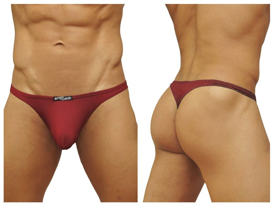 ErgoWear EW0230 X3D Suave Thong Color Red