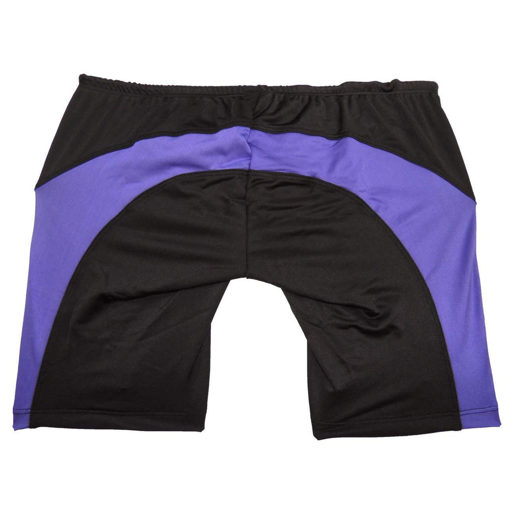 ErgoWear EW0252 Feel Swimsuit Color Black-Purple