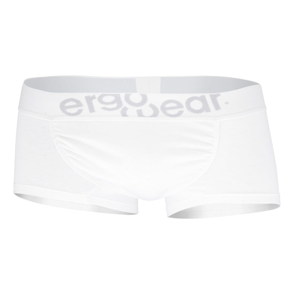 ErgoWear EW0381 FEEL Classic Boxer Briefs Color White