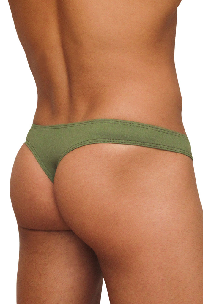 ErgoWear EW0495 FEEL Suave Thong Color Green