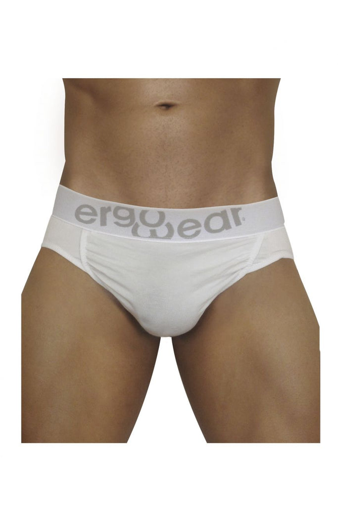 ErgoWear EW0710 FEEL Modal Briefs Color White