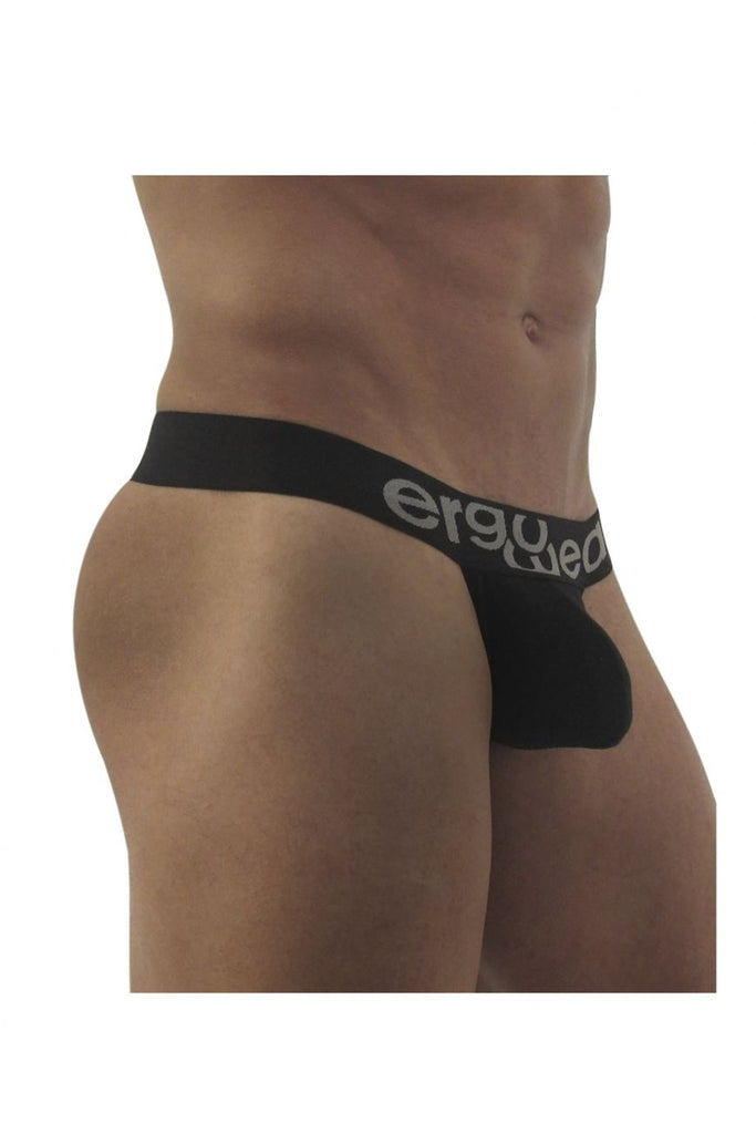 ErgoWear EW0721 MAX Modal Thongs Color Black