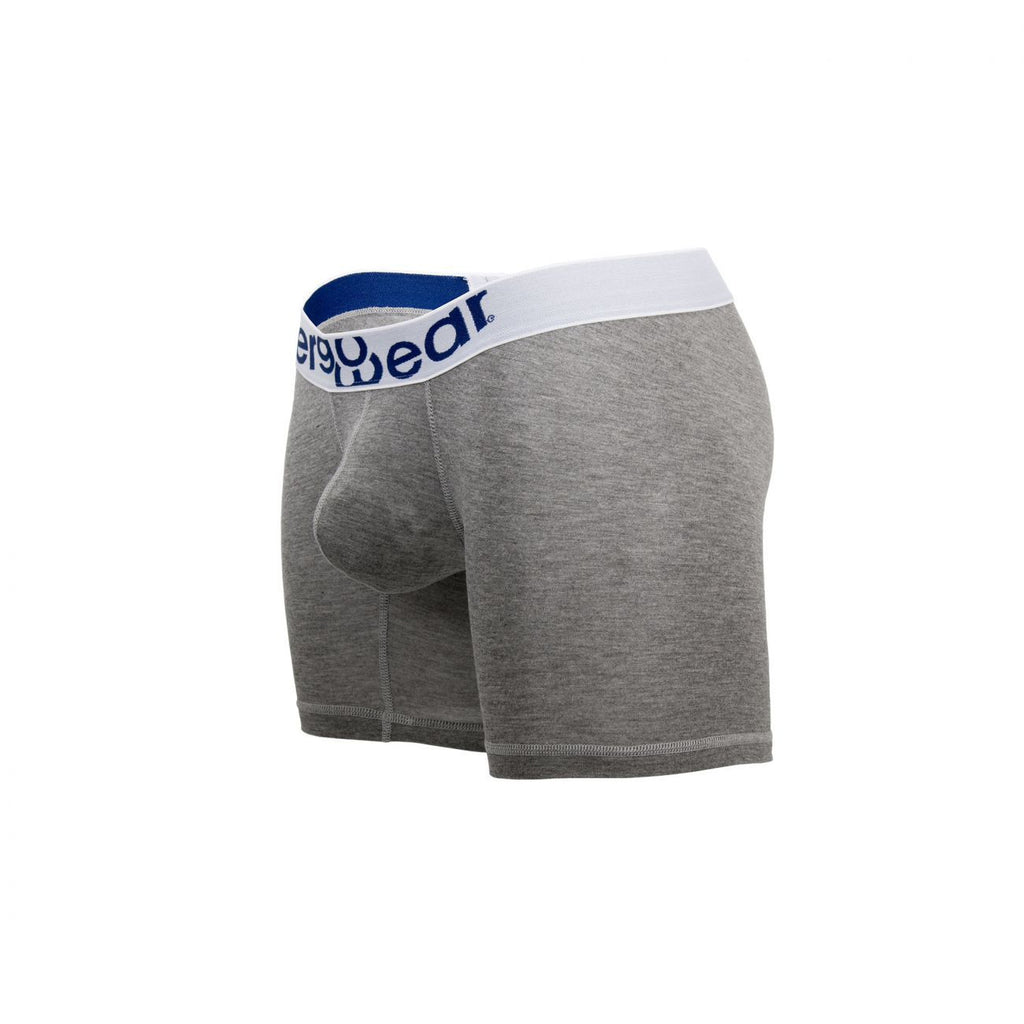 ErgoWear EW0785 MAX Modal Boxer Briefs Color Smoke