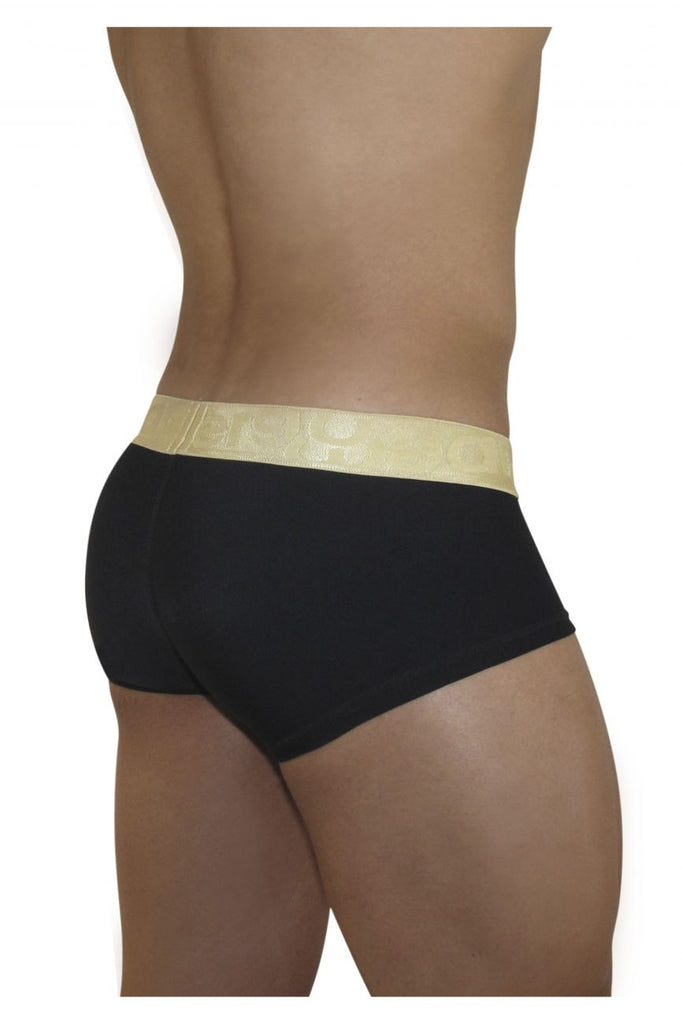 ErgoWear EW0823 MAX XV Boxer Briefs Color Black-Gold