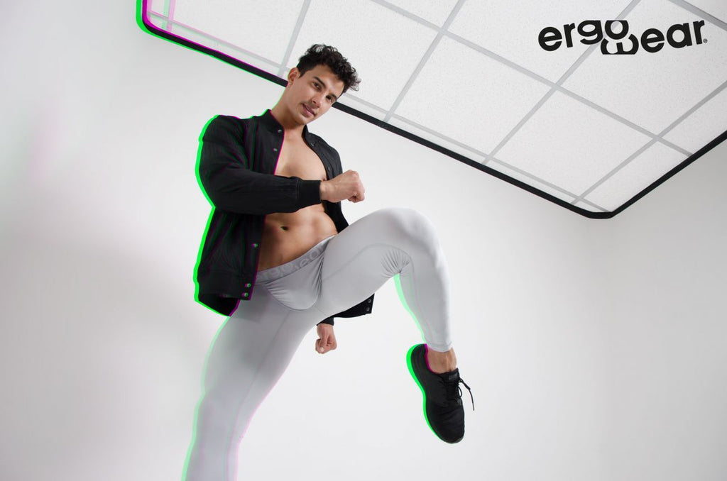 ErgoWear EW0891 FEEL XV Long Johns Color Silver