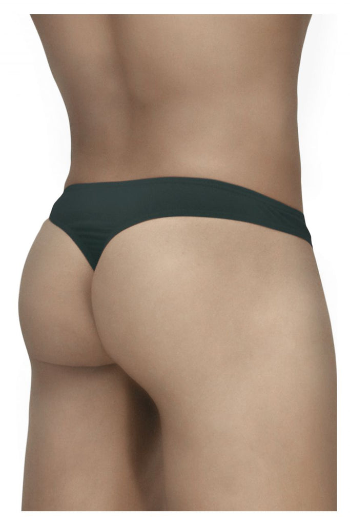 ErgoWear EW0918 FEEL Modal Thongs Color Pine Green