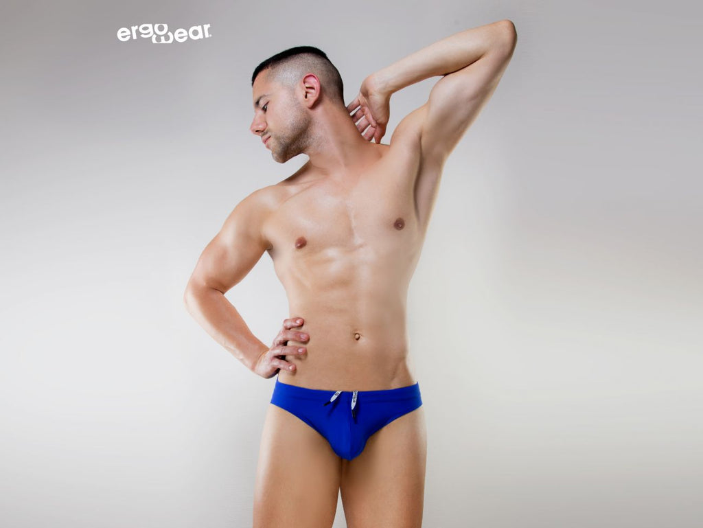 ErgoWear EW0946 X4D Swim Bikini Color Royal