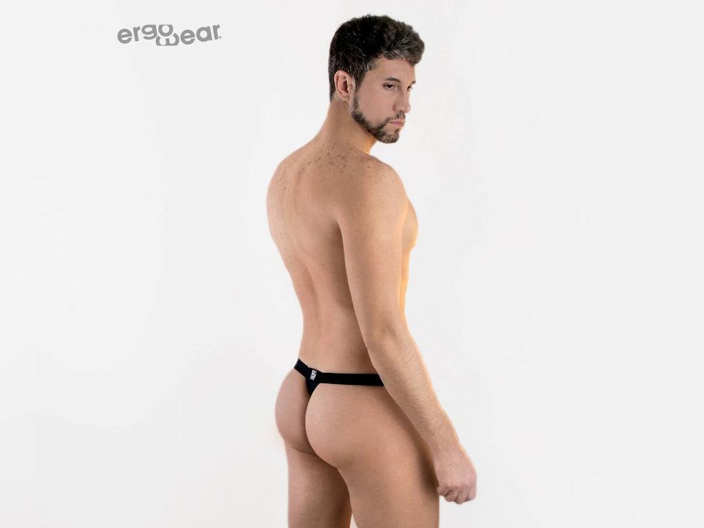 ErgoWear EW0953 SLK Thongs Color Black