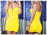Espiral 4155 Dress Color Yellow