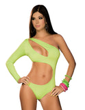 Espiral 2162 Romper Color Green