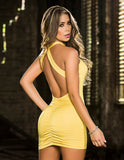 Espiral 4199 Dress Color Yellow