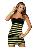 Espiral 4240 Dress Color Green