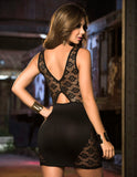 Espiral 4330 Dress Color Black