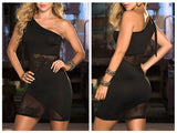 Espiral 4331 Dress Color Black