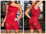 Espiral 4331 Dress Color Red