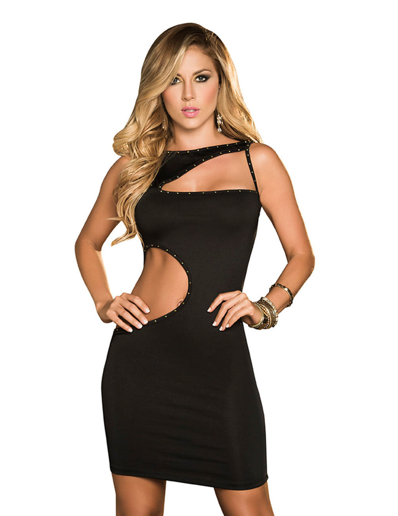 Espiral 4341 Dress Color Black