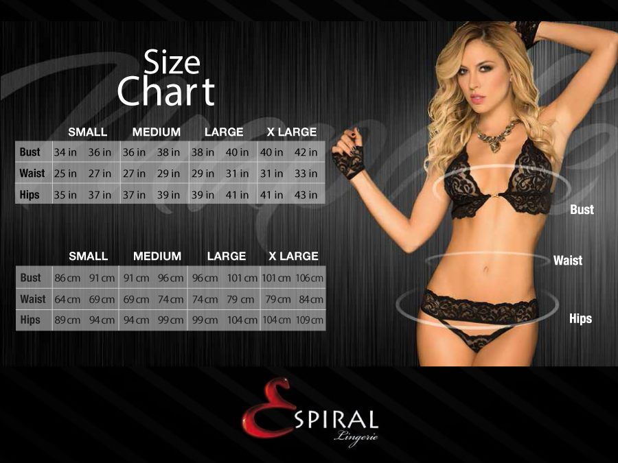 Espiral 6252 Strappy Seduction Color Red