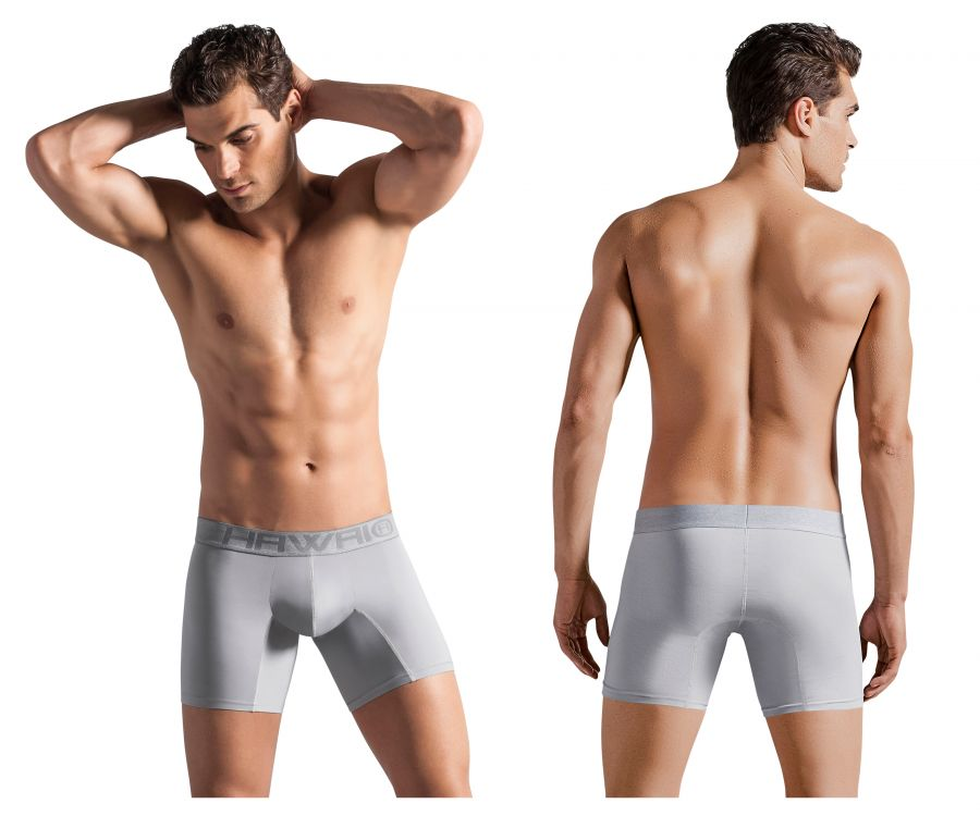 HAWAI 41724 Boxer Briefs Color Gray