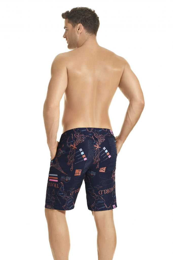 HAWAI 51903 Swim Trunks Color Gray