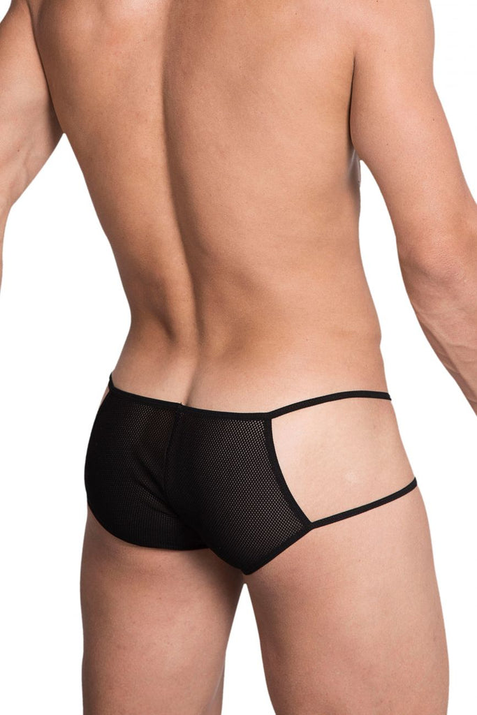 Hidden 965 Open Side Briefs Color Black