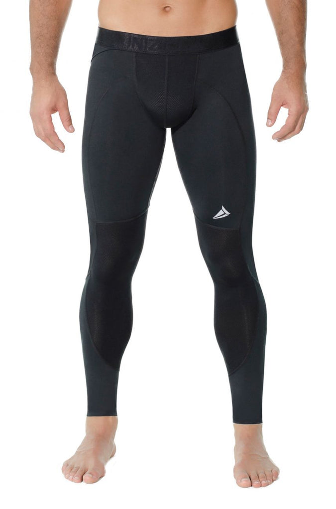 INIZIO 26736 Microfiber Athletic Pants Color Black