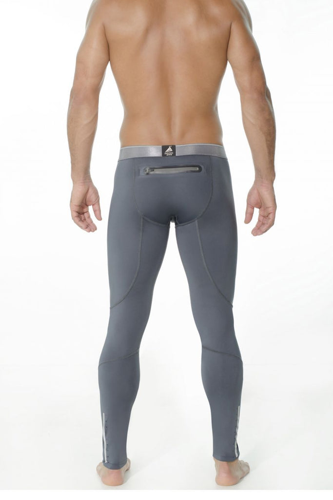 INIZIO 29906 Nide Athletic Pants Color Gray
