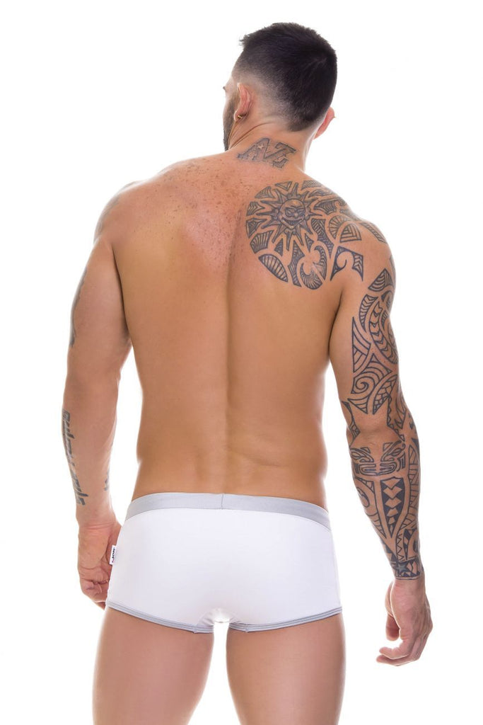 JOR 0086 Sport Swim Trunks Color Silver