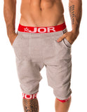 JOR 0162 Energy Sports Bottoms Color Gray
