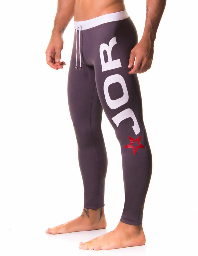 JOR 0163 Olimpic Athletic Pants Color Gray