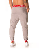 JOR 0226 Energy Long Pants Color Gray