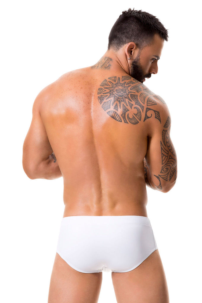 JOR 0288 Hot Swim Briefs Color White