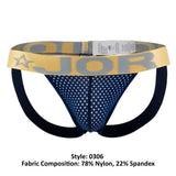 JOR 0306 Cronos Jockstrap Color Navy