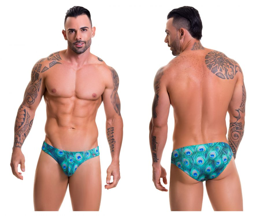 JOR 0353 Sunny Swim Briefs Color Royal