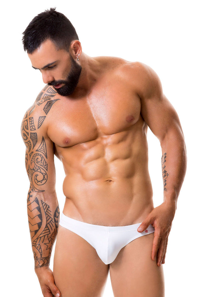 JOR 0353 Sunny Swim Briefs Color White