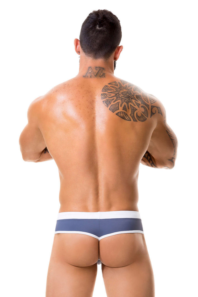 JOR 0355 Sport Swim Thongs Color Gray