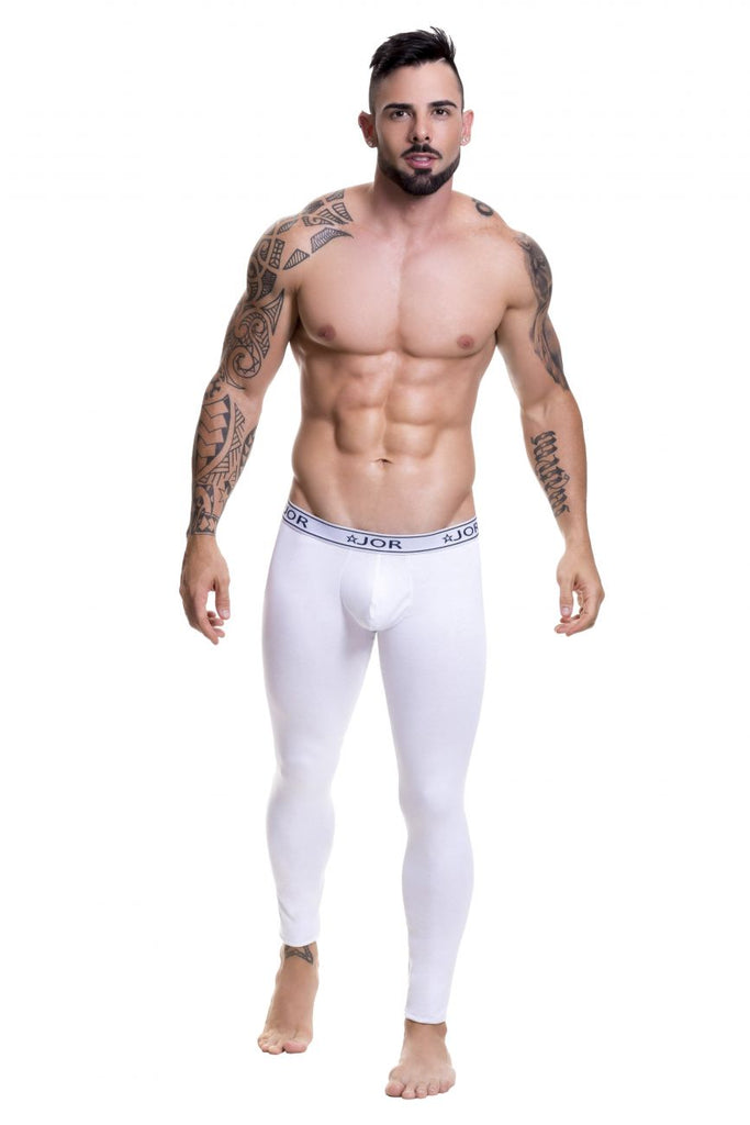 JOR 0451 Life Long Johns Color White
