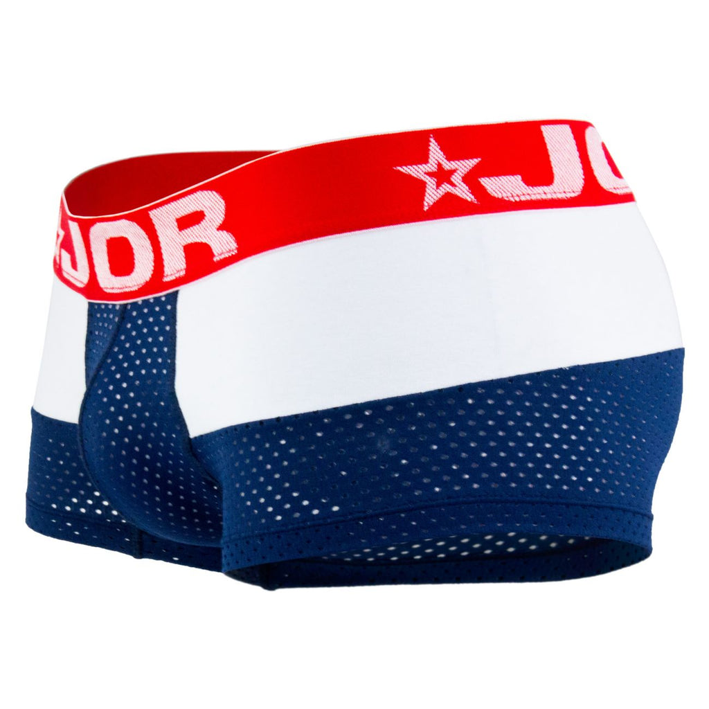 JOR 0454 Athletic Boxer Briefs Color Navy