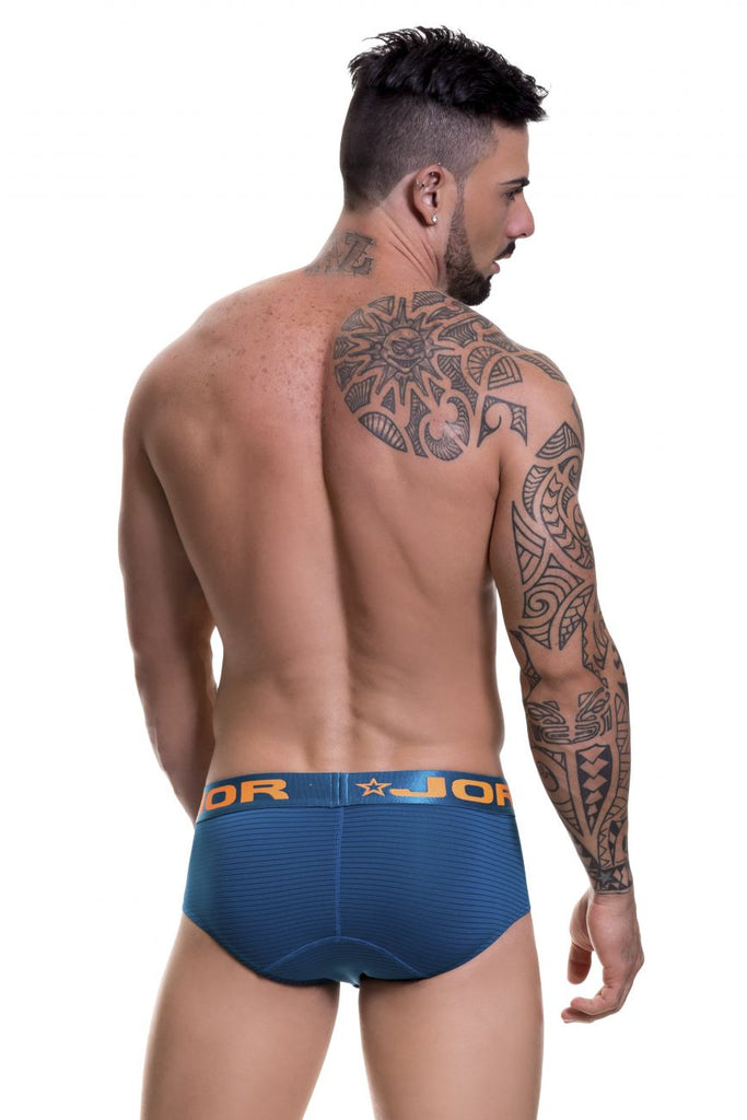 JOR 0457 Kabala Briefs Color Petrol