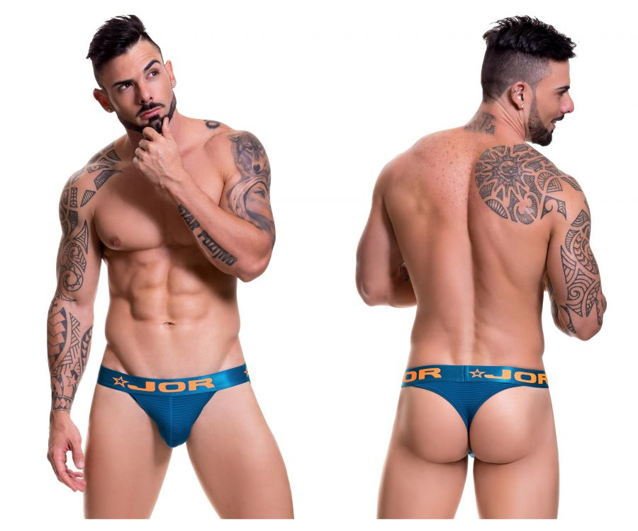 JOR 0459 Kabala Thongs Color Petrol