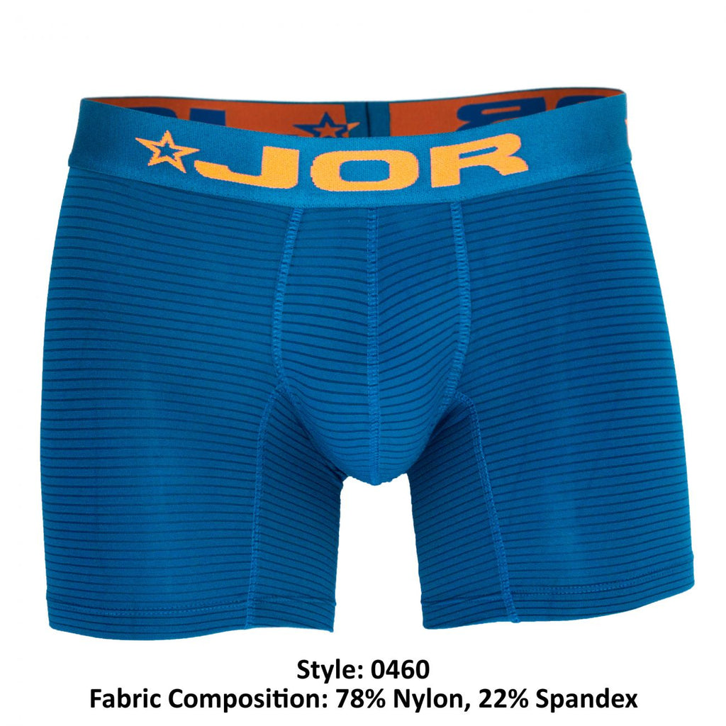 JOR 0460 Kabala Boxer Briefs Color Petrol
